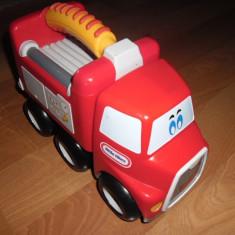 Masina de interventie Little Tickes - Masinuta de jucarie Little Tikes