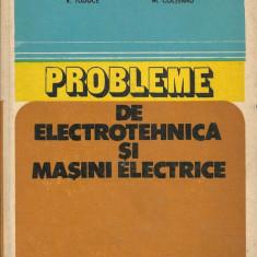 Preda / Cristea s.a. - Probleme de electrotehnica si masini electrice - Carti Electrotehnica