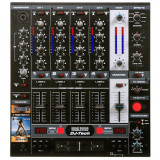 Mixere DJ - PROFESSIONAL DJ MIXER WITH EFFECTS AND BPM