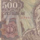 Romania 500 Lei 1991 Aprilie