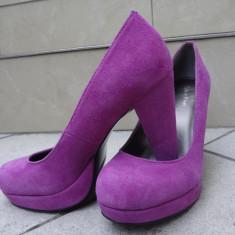 Pantofi dama Calvin Klein - Pantof dama Calvin Klein, Marime: 35, Culoare: Roz, Roz