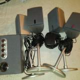 Boxe 4x0, 5W subwoofer 1x3W - Boxe PC Alta, 0-40W