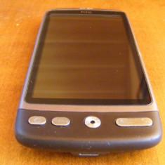 Telefon mobil HTC Desire, Mov, Neblocat, AMOLED - HTC Desire