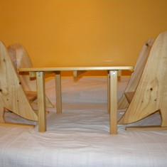 Masuta cu scaune pentru copii