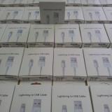 PRODUS PEMIUM !!! CABLU DATE APPLE IPHONE 5 IPAD MINI CHARGING USB AND SYNC 8 PIN LIGHTNING DATA CABLE USB IEFTIN !!! CALITATE A++ - Cablu de date