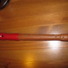 Fluier din lemn / Germania / blockflute block flute
