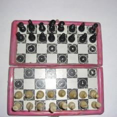 Sah Magnetic de buzunar de colectie 1991 - Table sah