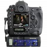 Adaptor audio, pentru obtinerea unui sunet profesional, pentru aparate foto DSLR si camere video. Beachtek DXA-SLR PRO HDSLR Audio Adapter - Amplificator audio