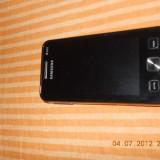 Telefon Samsung, Negru, Neblocat, Dual SIM, 3.2'', Touchscreen - SAMSUNG C-6712 dual sim