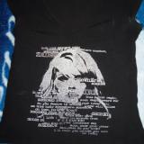 Tricou REDUCERE - Tricou dama, Culoare: Negru, Negru