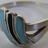 Inel vechi din argint (103)