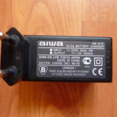 INCARCATOR BATERII AIWA RB-107E - Incarcator Camera Video