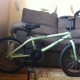BMX HARO - Bicicleta BMX, Drept(Flatbar), Fara amortizor