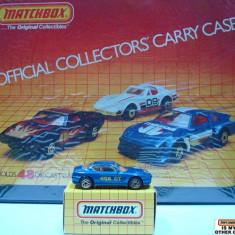 MATCHBOX -FERRARI 456 GT -++2000 DE LICITATII !! - Macheta auto Matchbox, 1:64