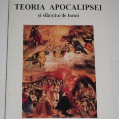 Editor MALCOLM BULL - Teoria Apocalipsei si sfarsiturile lumii (colectia Arta si Religie)