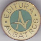 Insigna Editura ALBATROS