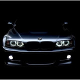 Angel eyes bmw seria 3 e46 tehnologie smd, 3 (E46) - [1998 - 2005]