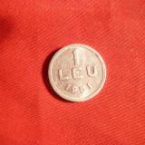 Moneda 1 Leu 1951, aluminiu, cal. apr.NC - Moneda Romania