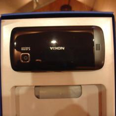 Nokia C5-03 - Telefon mobil Nokia C5-03 Toshiba, Gri, Vodafone