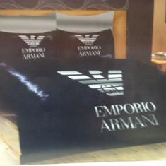 LENJERIE PAT SATEN EMPORIO ARMANI!!! CALITATE DEOSEBITA!!! - Lenjerie de pat