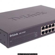 Switch D-Link DES-1016D 16 porturi IEFTIN !!!