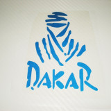 Sticker Decorare Auto Dakar
