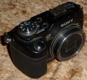 Sony DSC-V3 cu LCD-ul spart si Fara accesorii. Poze reale. foto