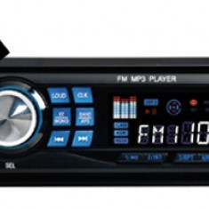 MP3 PLAYER AUTO 4x25 W CU SLOT CARD SD SI USB CU TELECOMANDA - CD Player MP3 auto