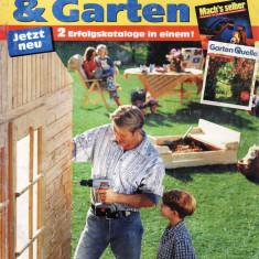 CATALOG QUELLE - HEIMWERKEN & GARTEN DIN IULIE 1998 - Revista casa