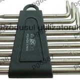 Cheie mecanica - Set 9 chei in stea-117260
