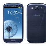 Telefon mobil Samsung Galaxy S3, Albastru, 16GB, Radio FM - Vand Samsung Galaxy S3 16GB cutie sigilata, garantie+factura