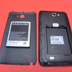 Telefon mobil Samsung Galaxy Note, Negru, 16GB, Neblocat - Vand samsung galaxy note