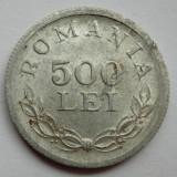 500 lei 1946 luciu de batere -- piesa 5 -- - Moneda Romania