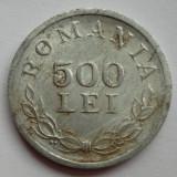 500 lei 1946 luciu de batere -- piesa 7 -- - Moneda Romania