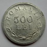 500 lei 1946 luciu de batere -- piesa 1 -- - Moneda Romania
