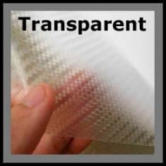 Folii Auto tuning - Folie carbon 3d de culoare transparenta