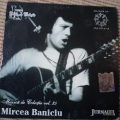 Mircea baniciu jurnalul national muzica de colectie cd disc muzica pop rock folk - Muzica Rock