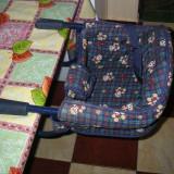 Masuta/scaun copii - Scaun luat masa bebe