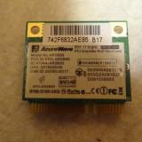 363. Placa Wireless Asus EEE PC 1005HA AzureWave AR5B95 mini