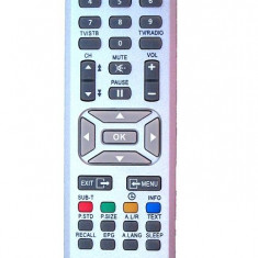 Telecomanda Receiver Satelit - TELECOMANDA FOCUSAT