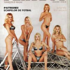 Reviste XXX - REVISTA PLAYBOY DIN APRILIE 2001 (SUPERBLONDE)
