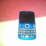 Vand Alcatel OT 800 One Touch Tribe! - Telefon Alcatel, Albastru, Neblocat, Clasic, Micro SD, 2G