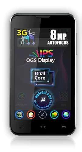 Allview P5 AllDro Dual SIM Dual Stand-By foto mare