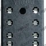 Soclu releu - 8 pini DZ4-6955