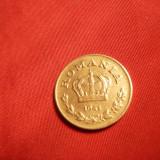 Monede Romania - 1 Leu 1941 Mihai I, bronz, cal.apr.NC