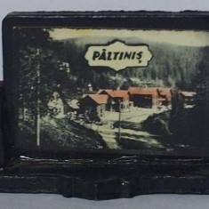 Microvedere-bibelou, Paltinis, R. P. R., circa 1965, format 23 x 28 x 49, 5 mm