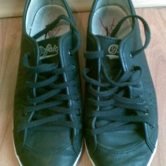Adidasi dama firma Buffalo marimea 37! sunt din piele interior-exterior!, Culoare: Negru, Negru