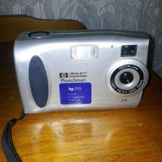 HP 215 digital camera de colectie - Aparat Foto compact HP