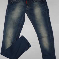 Blugi barbati, Lungi, Prespalat, Slim Fit, Normal - Blugi DSQUARED - Model NOU de Sezon 2015 !!!