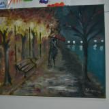 Tablou - Pictor roman, Peisaje
